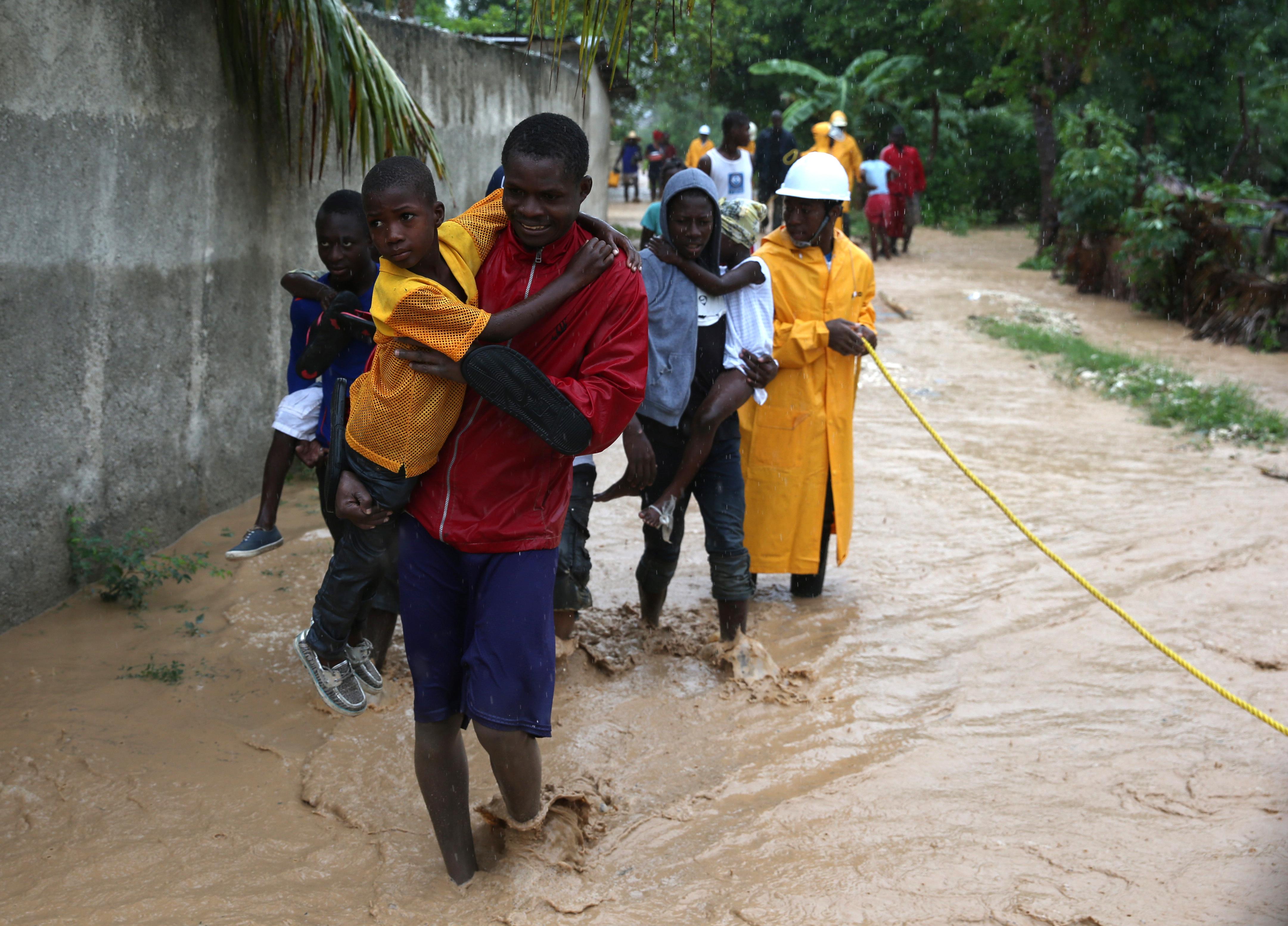 Como Es Vivir En Haiti terremoto haití | ayuda haití | plan international spain