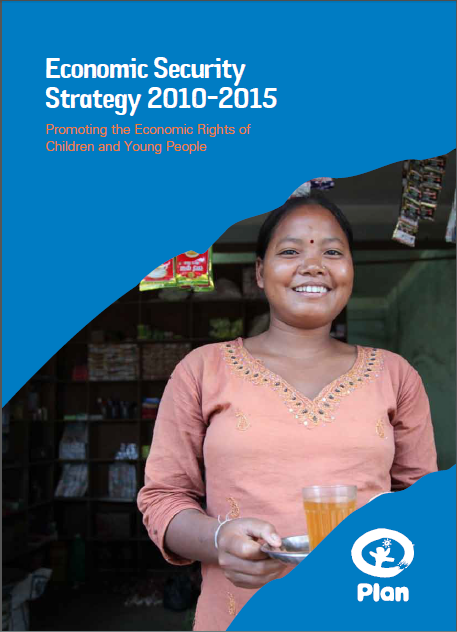 Cover for Economic Security Strategy 2010-2015