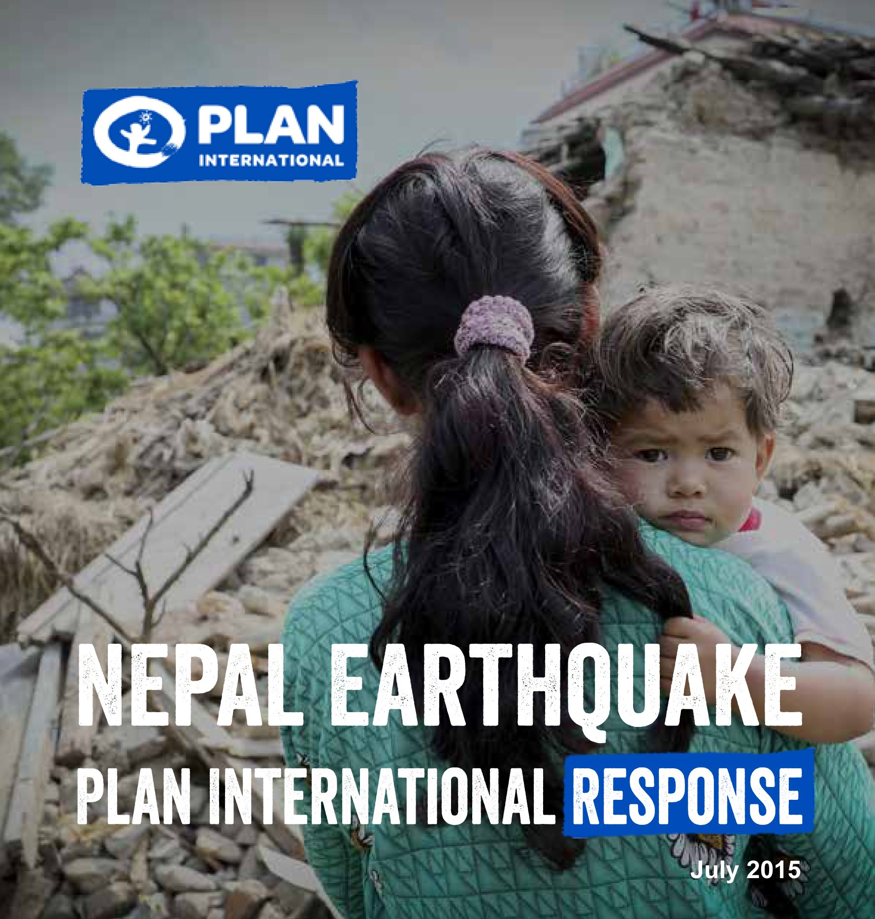 Nepal Earthquake: Plan International Response
