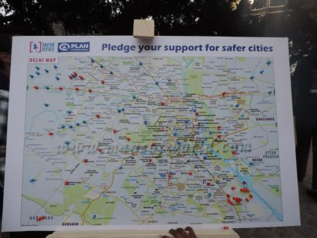 Safer Cities Delhi